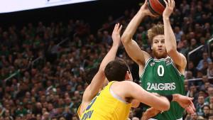 Veliki preokret Žalgirisa za pobjedu protiv Maccabija