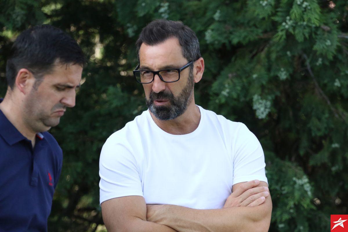 """Nalić zadovoljan nakon Gradine uz poruku: """"Već smo potpisali novo pojačanje, čekamo još dva"""""""