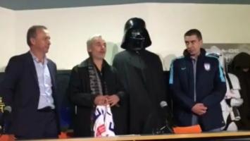 Darth Vader novo pojačanje Pachuce