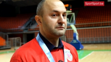Kecman: Prvenstvo bez Čelika je veliki udarac za košarku