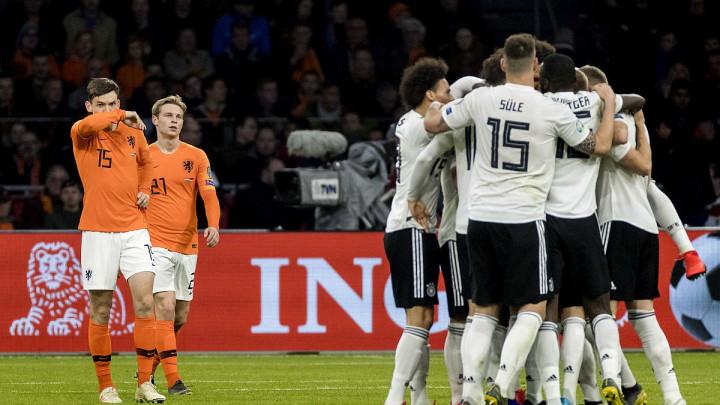 Sjajan meč u Amsterdamu: Njemačka stigla do pobjede u 90. minuti