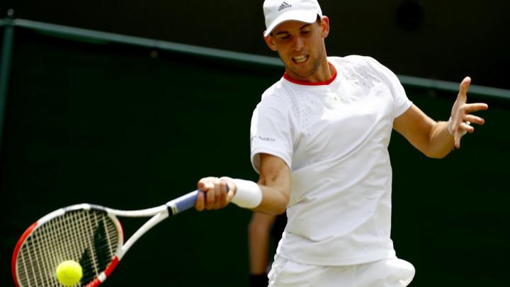 Nastavljena sječa favorita na Wimbledonu