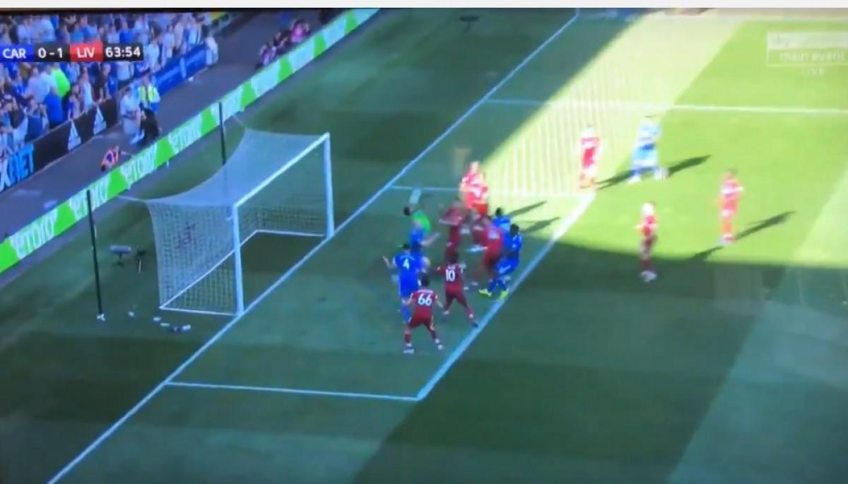Navijači Redsa će ljubiti fotografiju fudbalera Cardiffa