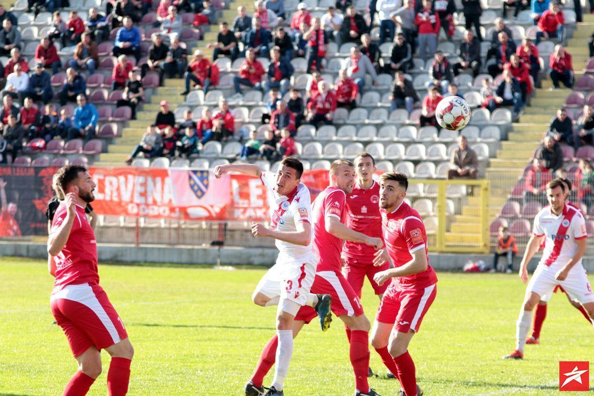 HŠK Zrinjski potvrdio: Pezer na posudbi u FK Mladost Doboj Kakanj