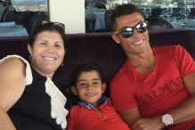 Ronaldova majka je znala proslaviti pobjedu