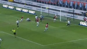 Ante Rebić samo što je ušao zabio gol za Milan
