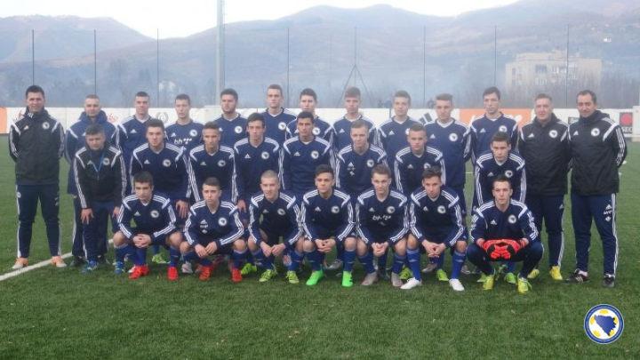 Bh. juniori poraženi od Srbije