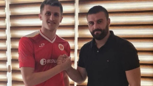 FK Velež predstavio prvo pojačanje