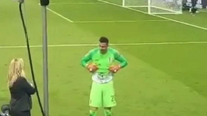 "Kako je Subašić ""prevario"" FIFA-u i ponovo odao počast Ćustiću?"
