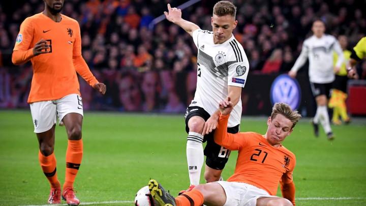 Čudesna reakcija reprezentativca Njemačke nakon što je sudija svirao kraj