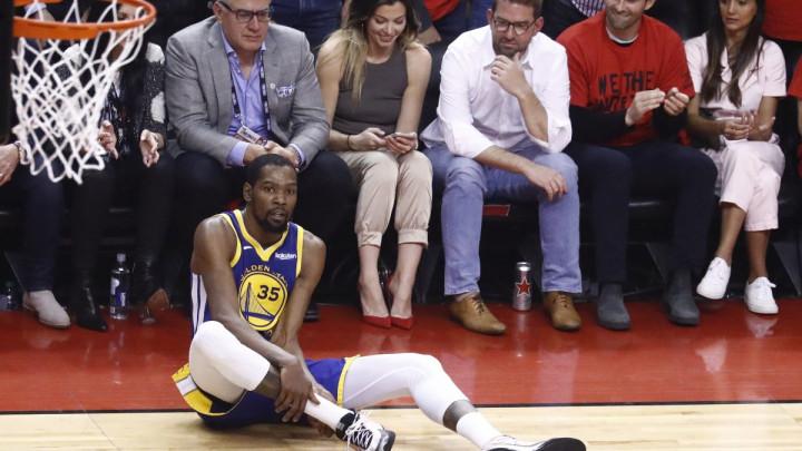 Kerr potvrdio: Durant će propustiti sljedeću sezonu