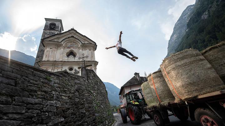 Freerunning u švicarskim Alpama: Novi video atraktivnog Dominica Di Tomassa