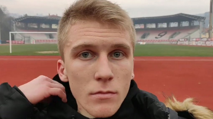 Hajdarević: U Slobodu sam došao da napredujem kao igrač
