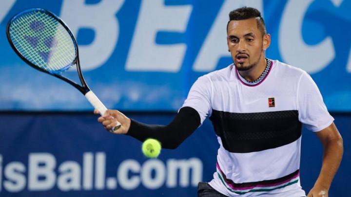 Kyrgios: Roland Garros je sr**e