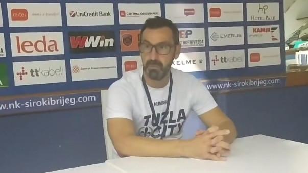 Nalić najavljuje reorganizaciju: Moramo vidjeti šta može bolje...