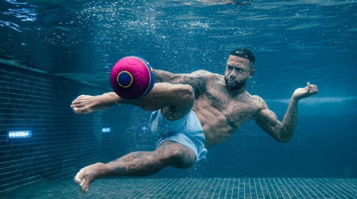 Spektakl pod vodom nove zvijezde Barcelone
