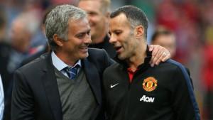 Engleski mediji otkrili zašto je Mourinho otjerao Giggsa iz Manchester Uniteda