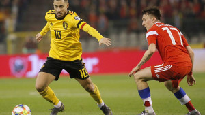 Hazard večeras protiv Kipra proslavio veliki jubilej
