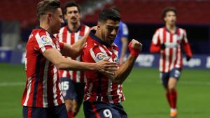 Fantastični Luis Suarez donio novu pobjedu Atletico Madridu