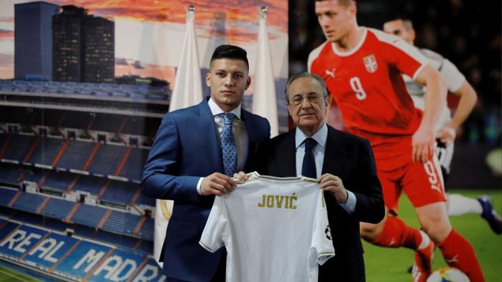 Barcelona nije htjela Jovića jer je - statični robot?