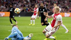 Ajax prošao dalje uz tri penala, Višćin Bašakšehir ispao