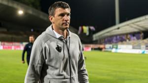 Sergej Jakirović dobio otkaz nakon šokantnog poraza Maribora