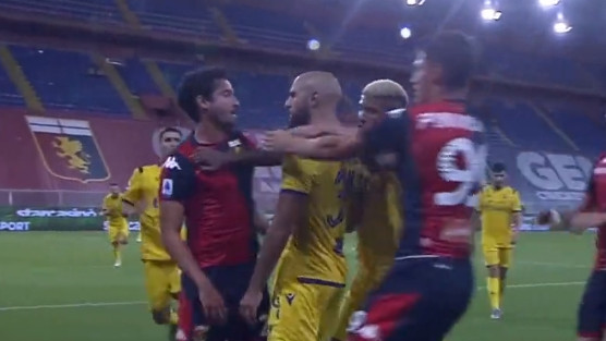 Fizički obračun za kraj sezone, Genoa se spasila, Lecce ispao