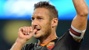 Roma objavila video o Tottiju i izgubila navijače u Srbiji