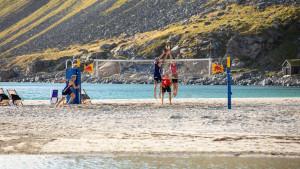 Povratak odbojke na pijesku obilježen egzibicijom na krajnjem sjeveru Europe
