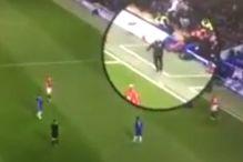 Snimak sa tribine otkriva zašto je Conte napao Mourinha