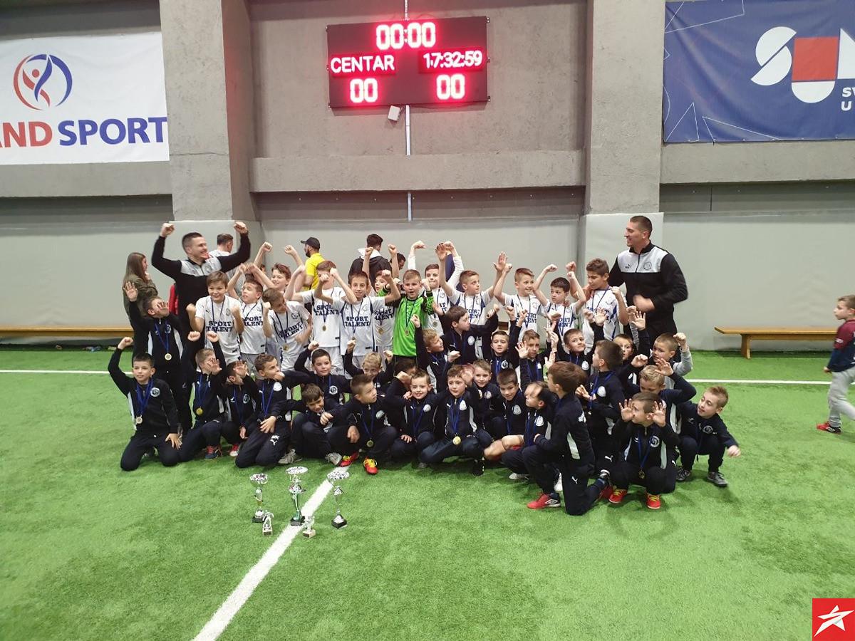 UŠS Sport Talent najuspješniji tim DFA lige u regiji Mostar