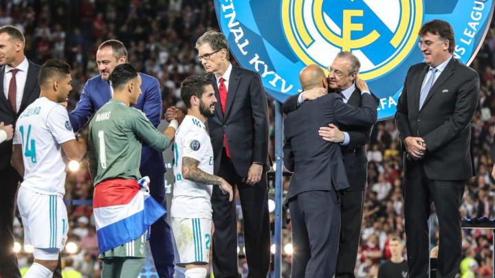 Ukoliko Real osvoji Svjetsko klupsko prvenstvo, prestići će Barcelonu