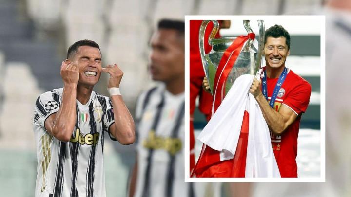 Kada Ronaldo zvuči previše samouvjereno onda je bahat, a kada isto uradi Lewandowski onda je pošten