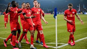 RB Leipzig na gostovanju deklasirao Schalke