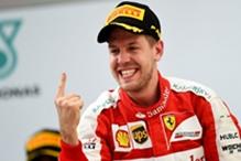 Vettel: Raikonnen je većinu utrke bio mnogo brži