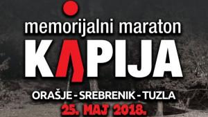 """Sutra starta četvrti Memorijalni maraton """"Kapija"""""""