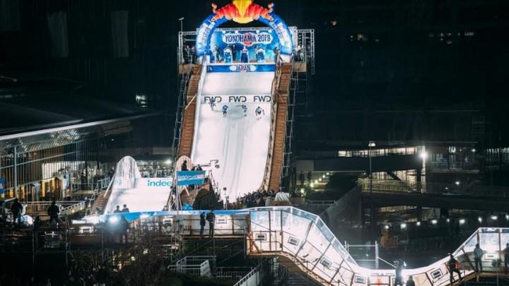 Naasz i Trunzo pobjednici Red Bull Crashed Ice utrke u Japanu