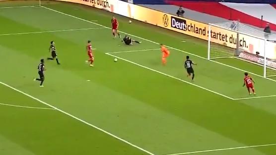 Milina je i pogledati: Jednostavno i savršeno u izvedbi Bayerna!