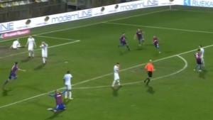 Hajduk pobijedio Rijeku na Rujevici golom u zadnjoj sekundi