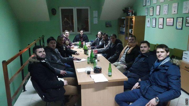 Održana osnivačka Skupština MNK Posavina