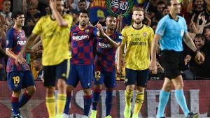 Navijači Arsenala nakon poraza od Barcelone zahtijevaju od Emeryja da se riješi trojice igrača