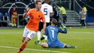 Kako je nastup De Jonga protiv Njemačke izazvao bijes kod navijača Barcelone?