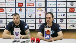 Barać: Naša energija mora biti veća od Partizanove