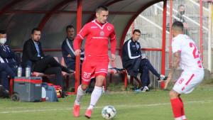 Lalić napušta redove FK Mladost DK