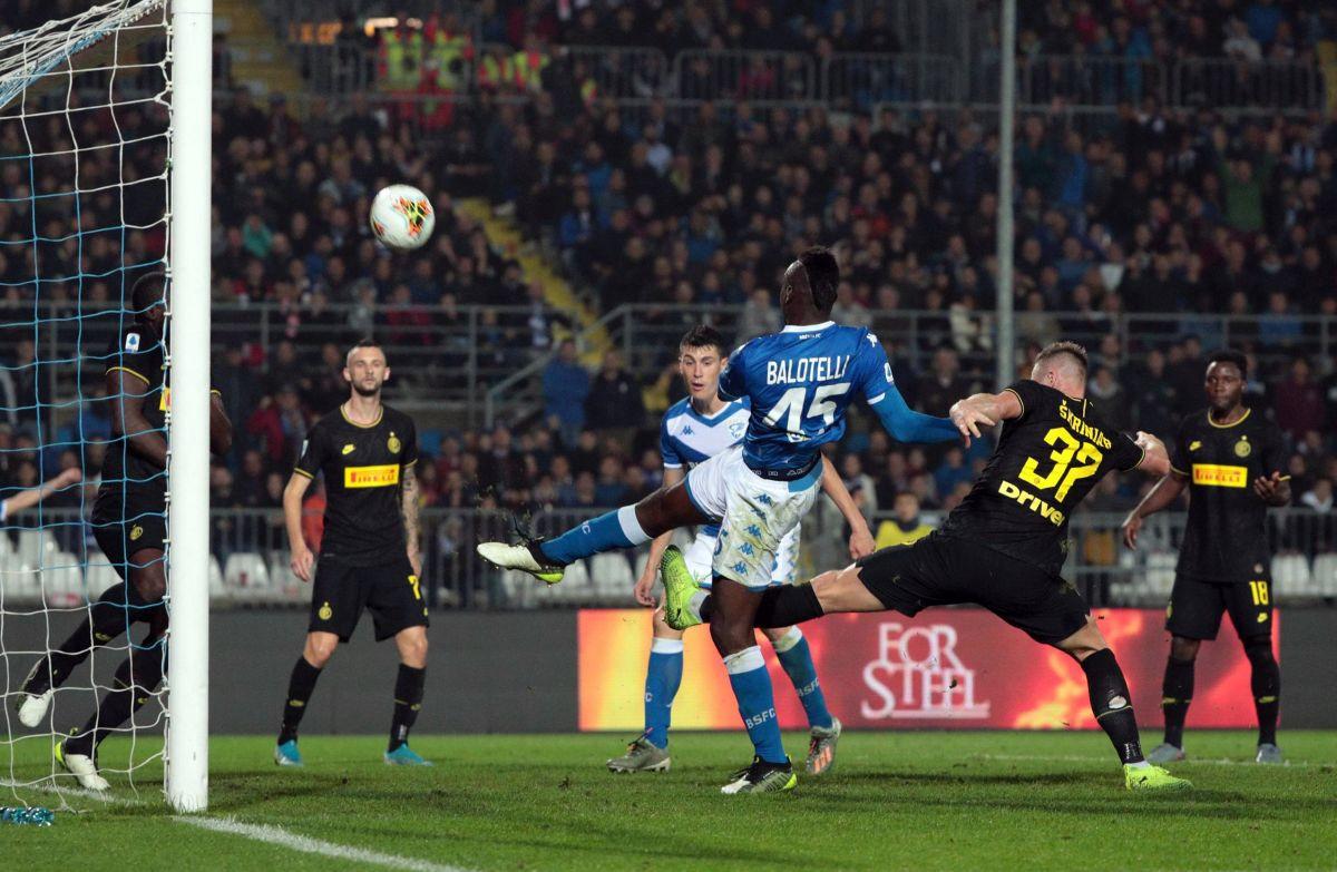 Balotelli pokazao srednji prst navijačima Intera