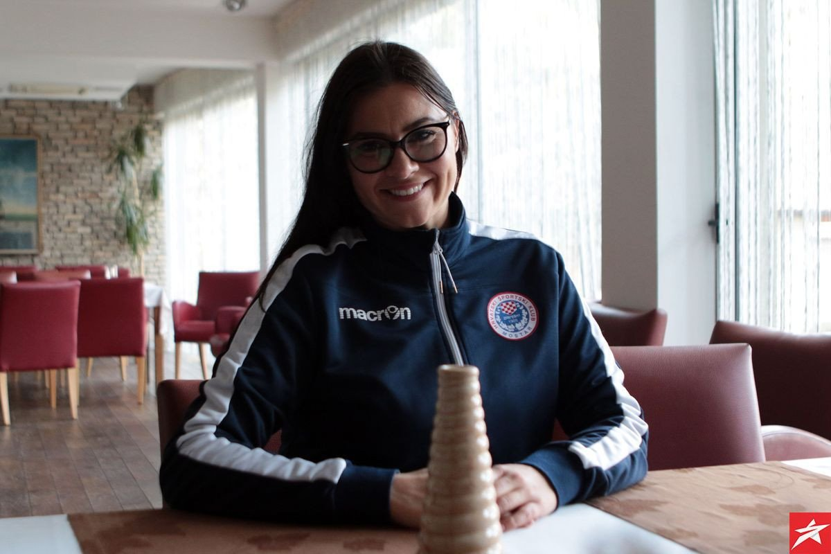 Marijana Zubac - žena koja vodi brigu o ishrani Plemića