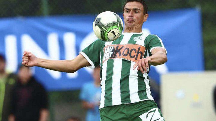Preporođeni Prevljak: Prijaju mi golovi, pogodio sam s Mattersburgom