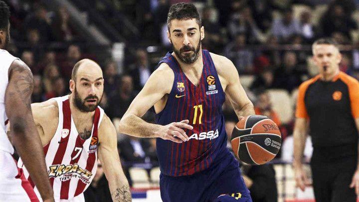 Barcelona razbila Olympiakos u Pireju, kiks Maccabija u borbi za Top 8