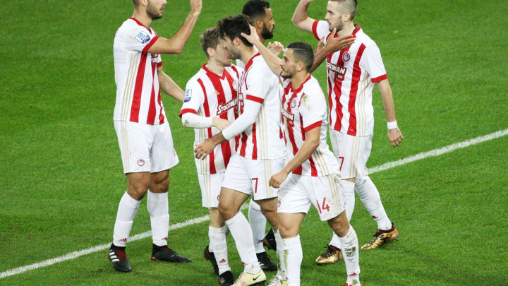 Olympiakos se provukao protiv fenjeraša