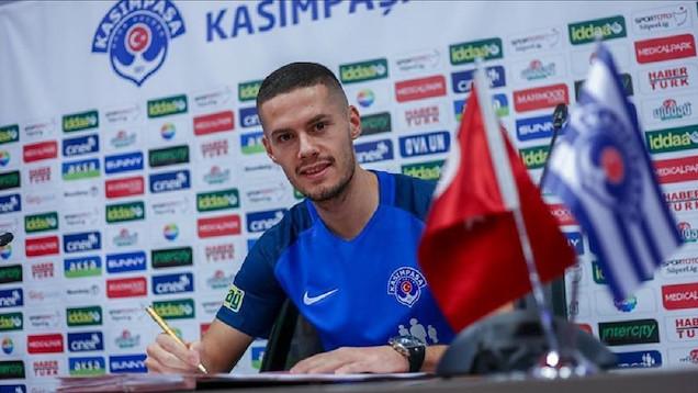 Haris Hajradinović novi član Kasimpase